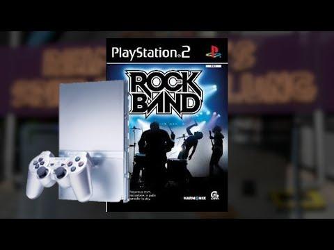 Gameplay : Rock Band [Playstation 2]