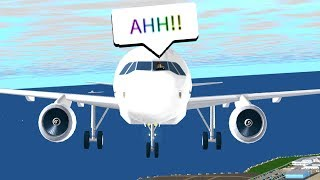 ROBLOX PILOT SIMULATOR *THIS GAME IS IMPOSSIBLE*