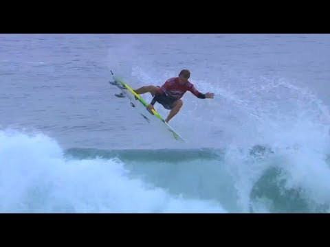 First Surfing 720 Aerial - The Race is On!