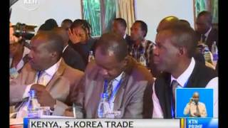 Kenya partnering with South Korean government to boost foreign direct investment