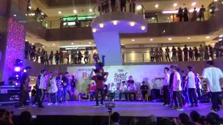 Semi-final R16 South Asia 2014 : S.I.N.E(Vietnam) Vs Metro grooverz(Thailand)
