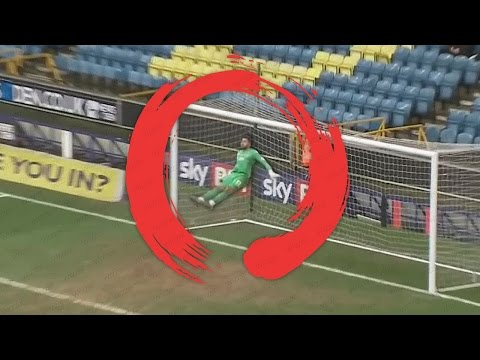 Top 10 Impossible Saves