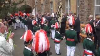 Aloisiusfest 2015 - Parade auf dem Calvarienberg