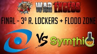 BF4: WEL x10 S5 (FINAL) - uRaN vs Symthic - 3º Round Lockers + Flood Zone Lights