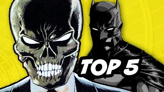 Gotham Episode 8 - TOP 5 Batman Easter Eggs