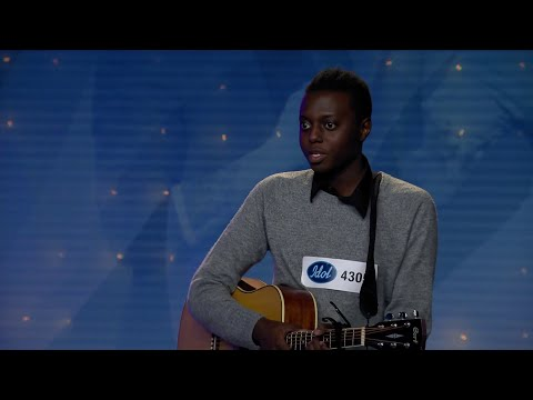 Eugéne Rugumaho - When We Were Young av Adele (hela audition 2018) - Idol Sverige (TV4)