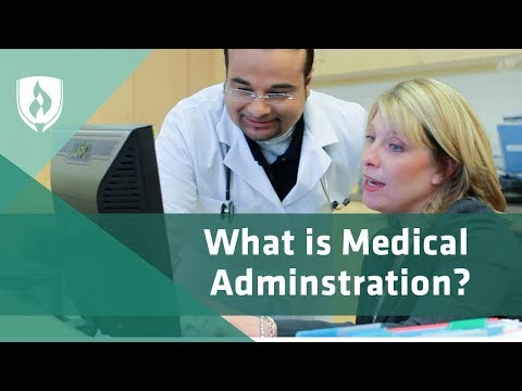 What Is Medical Administration? [Simple Summary]