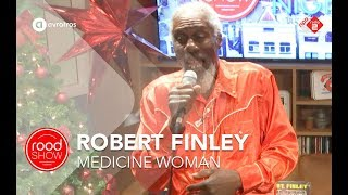 Robert Finley - Medicine Woman live @ Roodshow Late Night
