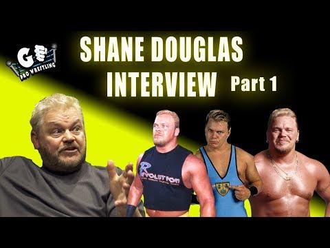 Shane Douglas Interview, Part 1 | GO Pro Wrestling
