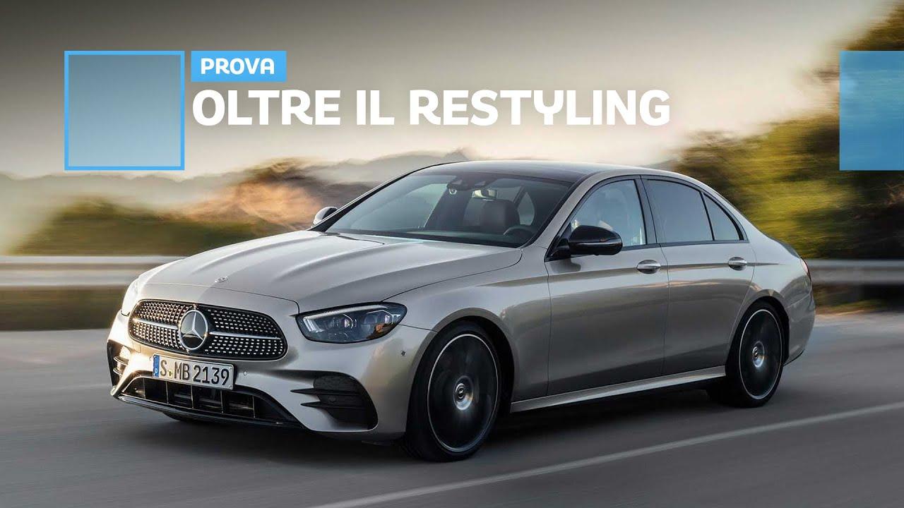 Mercedes Classe E 2020 | La regina delle BERLINE PREMIUM?