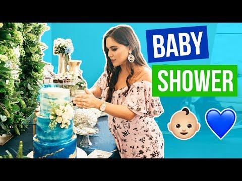 BABY SHOWER ANDRÉ | KARLA CELIS VLOGS