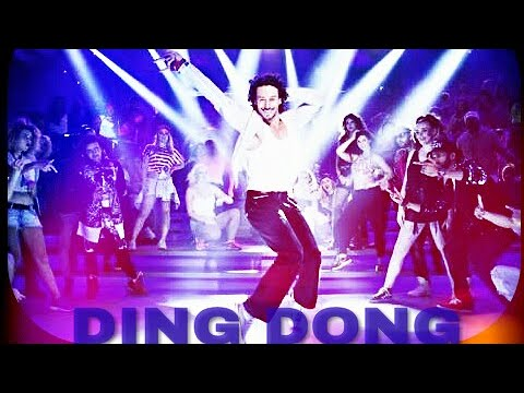Ding Dang - Munna Michael - HD Video Song Download