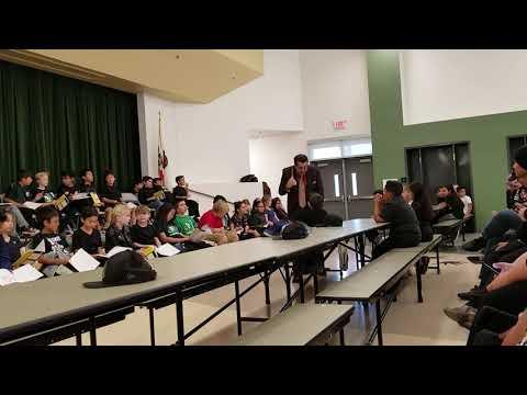 Garretson Elementary school- Aiden