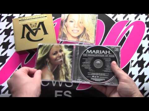 UNBOXING: Mariah Carey - 3 CD Collector's Set Limited Edition