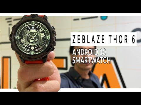 Zeblaze Thor 6 Smartwatch buy at Banggood