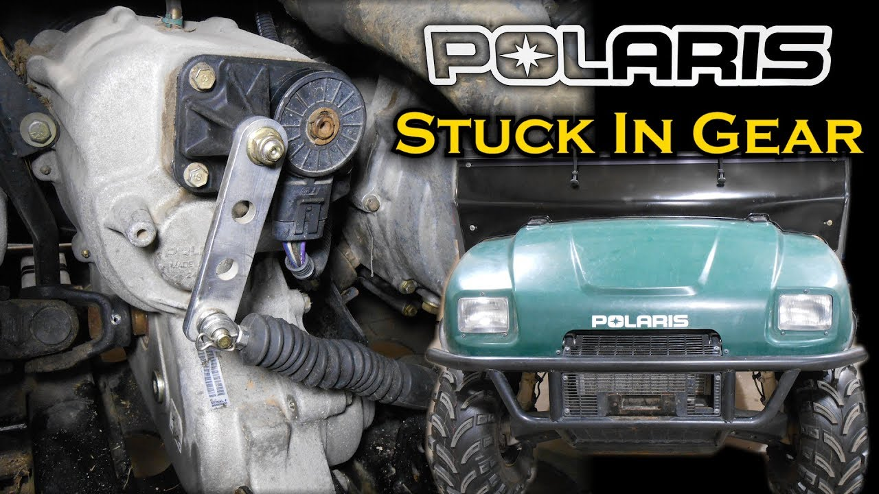 04 Polaris Ranger 6x6