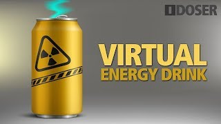 Virtual Energy Drink (Red Bull, Monster, Rock Star)