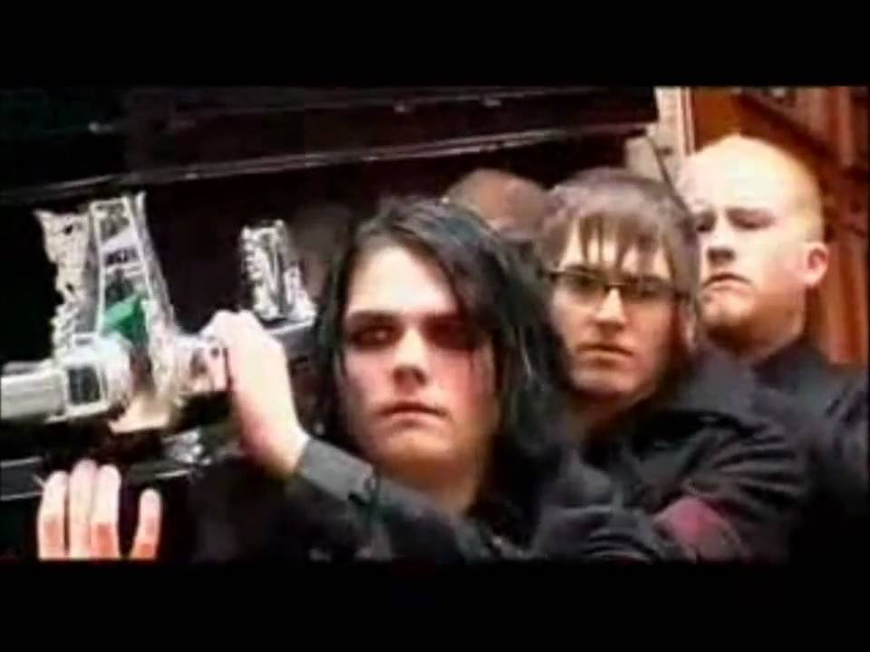 Funny My Chemical Romance Moments - YouTube
