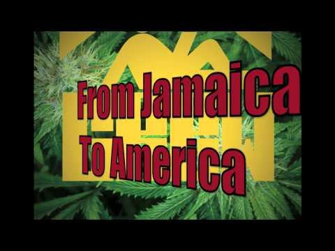 | K-Crew |  FROM JAMAICA TO AMERICA ft 1UP Sound @Cinema America Occupato