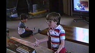 あの名シーンをもう一度!1988年、クリスマスにニンテンドーキッズ