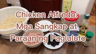 Simple way to c๐ok Chicken Alfredo
