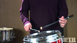 Vic Firth Rudiment Lessons: Paradiddle-diddle thumbnail
