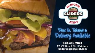 Eat the Best | Slider's Burger Joint