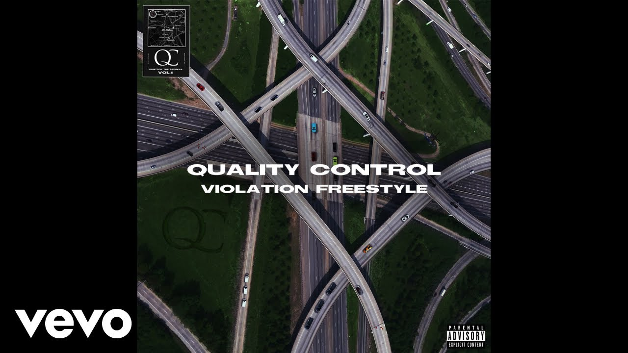 Download Quality Control, Offset - Violation Freestyle (Audio)
