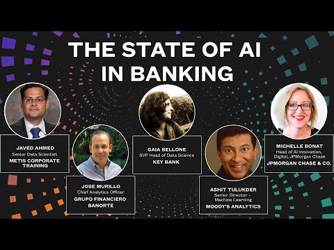 Panel: The State of AI in Banking