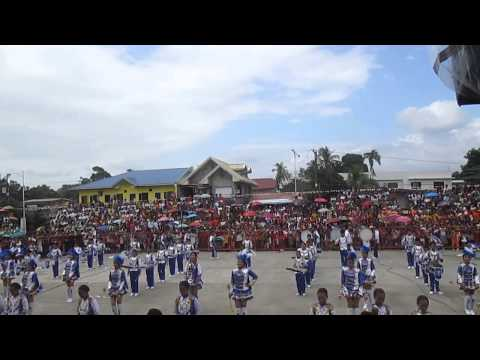 Dacanalo  Gregorio Agoncillo National Highschool Band 2013