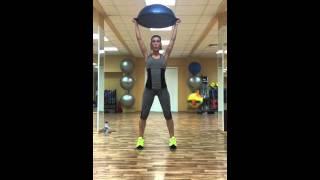 Bosu силовая тренировка