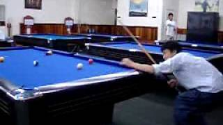 Pro pool shooter