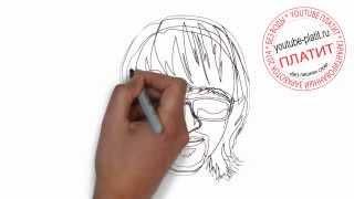 Как нарисовать свое лицо(Как нарисовать лицо человека поэтапно карандашом за короткий промежуток времени. Видео рассказывает о..., 2014-07-01T15:14:39.000Z)