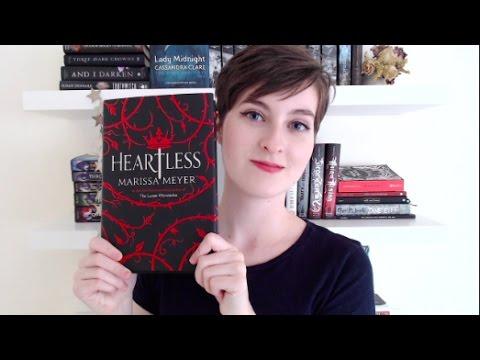 HEARTLESS By Marissa Meyer Booktalk