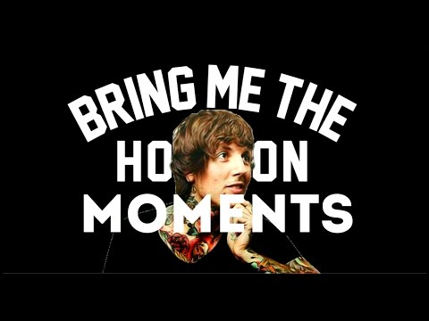 Bring Me The Horizon - Funny Moments 2016
