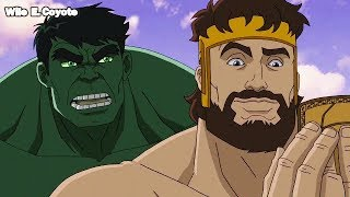 Download Video Hulk vs Hercules ♦ Hulk y los Agentes de Smash T02E16 ♦ Español Latino MP3 3GP MP4