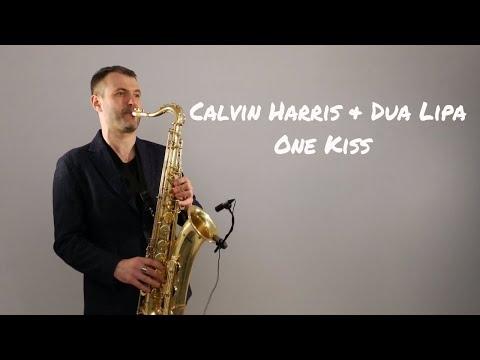 Calvin Harris Dua Lipa - One Kiss Saxophone Cover by JK Sax Juozas Kuraitis