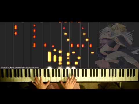 「Nanatsu no Taizai」 OP - Netsujou no Spectrum 熱情のスペクトラム (piano solo) // Ikimono-gakari