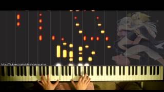 「Nanatsu no Taizai」 OP - Netsujou no Spectrum 熱情のスペクトラム (piano solo) // Ikimono-gakari Thumbnail