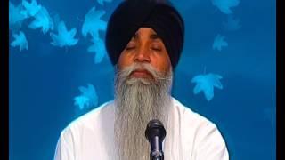 Bhai Surinder Singh Ji Jodhpuri - Raehras Sahib De Paath Da Keertan (Part 2)
