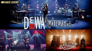 Dewa19 Feat Virzha Virtual Concert Collaboration with NTRL & Endank Soekamti