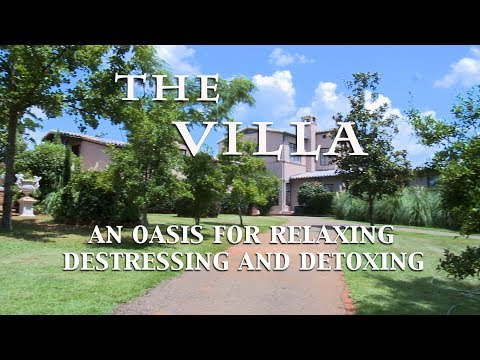 The Villa: Holistic Health and Wellness Retreat Located in Mineola, Texas