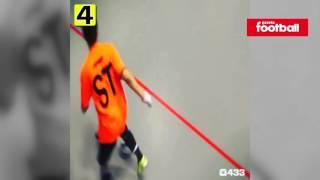Красивий финт в мини-футболе
