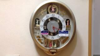 SEIKO チャーミングベル からくり時計 thumbnail