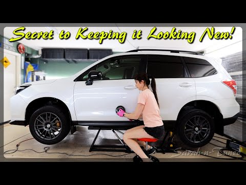 Yep! This Made A Huge Difference // Subaru Forester XT