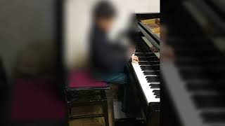 小3男子 青梅市ピアノ教室 ホシナピアノ教室 ホームページ https://yho...