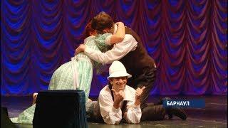 В Барнауле с аншлагом прошла премьера 4-го сезона проекта «Большая сцена»