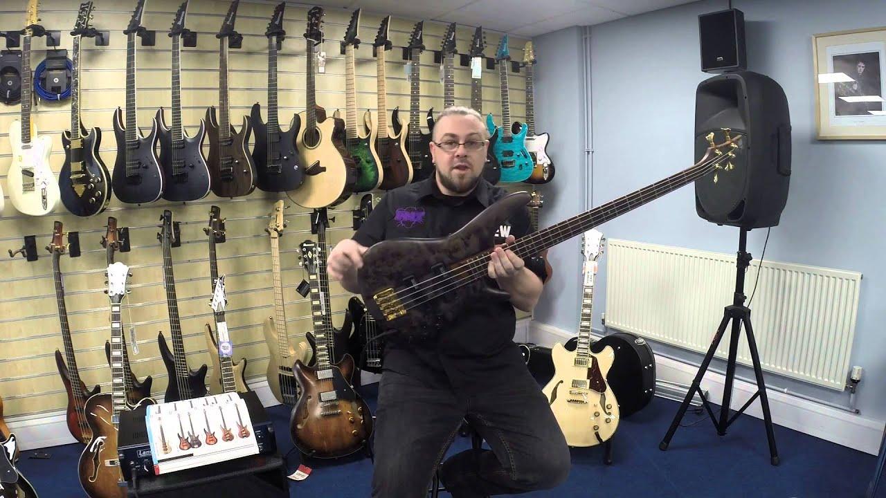 namm 2016 ibanez bass guitars sr800 demo youtube