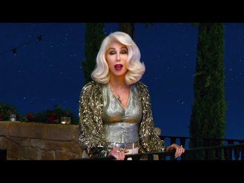 CHER Sings 'Fernando' to Andy Garcia in MAMMA MIA! 2 CLIP + Trailer