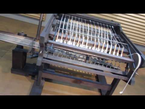 ジェニー紡績機